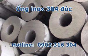 ống inox 304 đúc